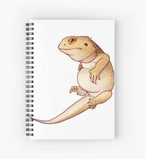 Cuaderno de espiral Beardie 2