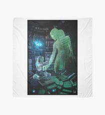 Cyberpunk-Malerei 073 Tuch