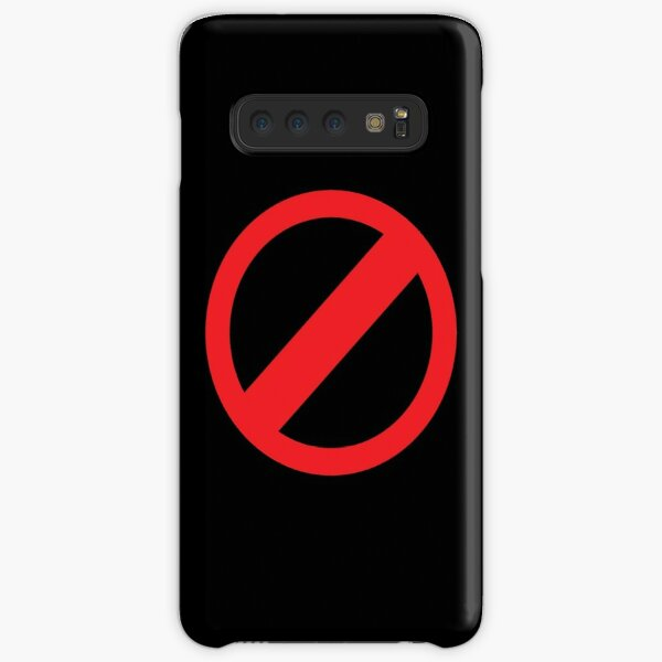No Rules - Black Samsung Galaxy Snap Case