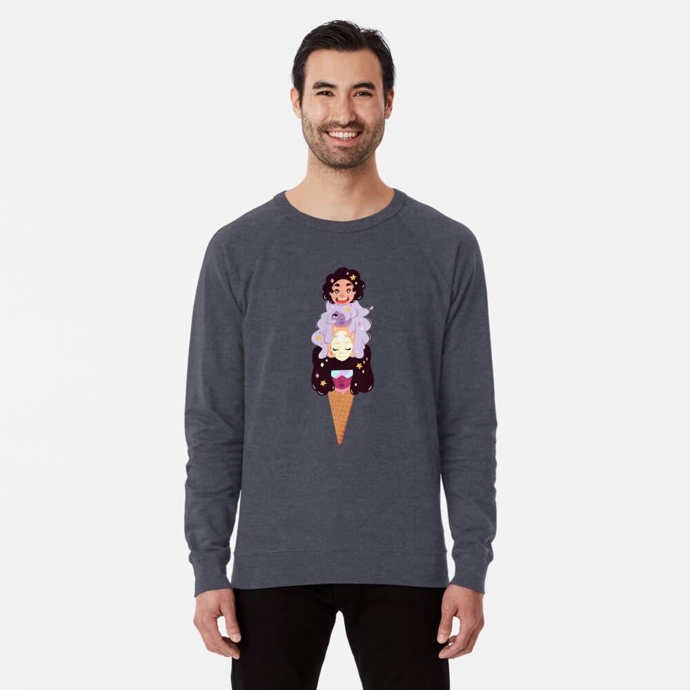 Crystal Gems Eiscreme Spezial Leichter Pullover