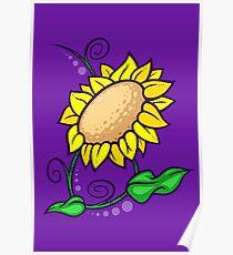Sunflower Poster