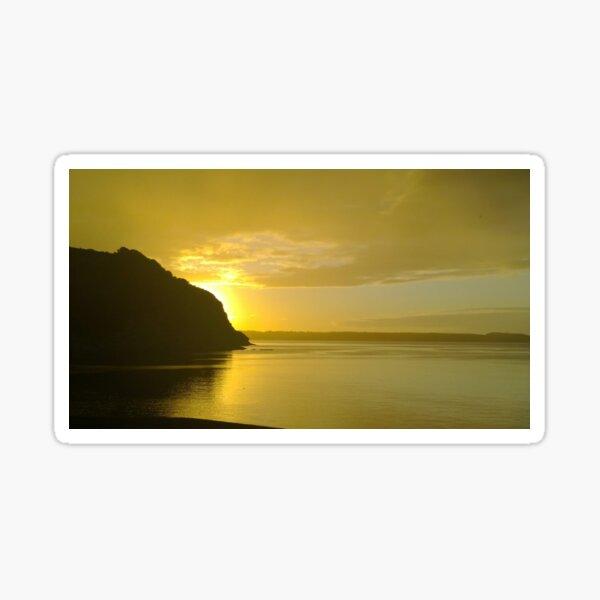 Charlestown Sunrise 2 Sticker