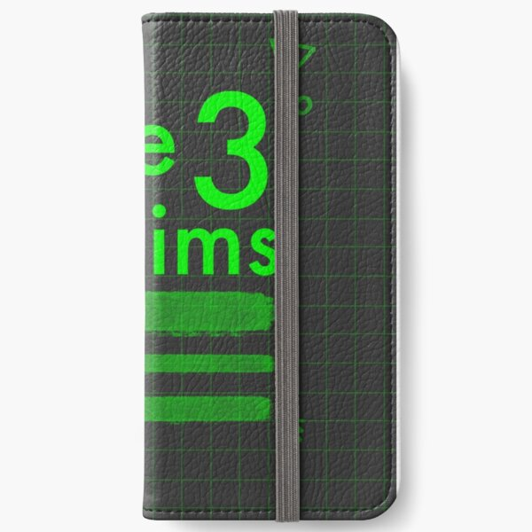 The Sims 3 iPhone Wallet