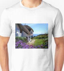 English Cottage Unisex T-Shirt