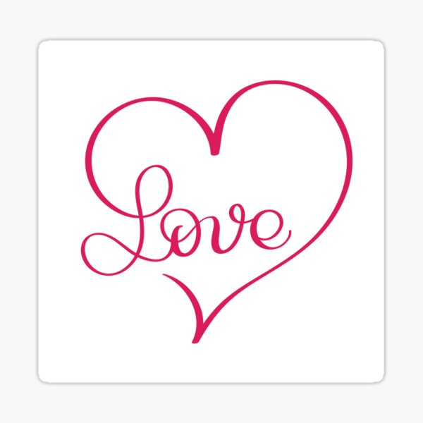 Love products❤?   Sticker