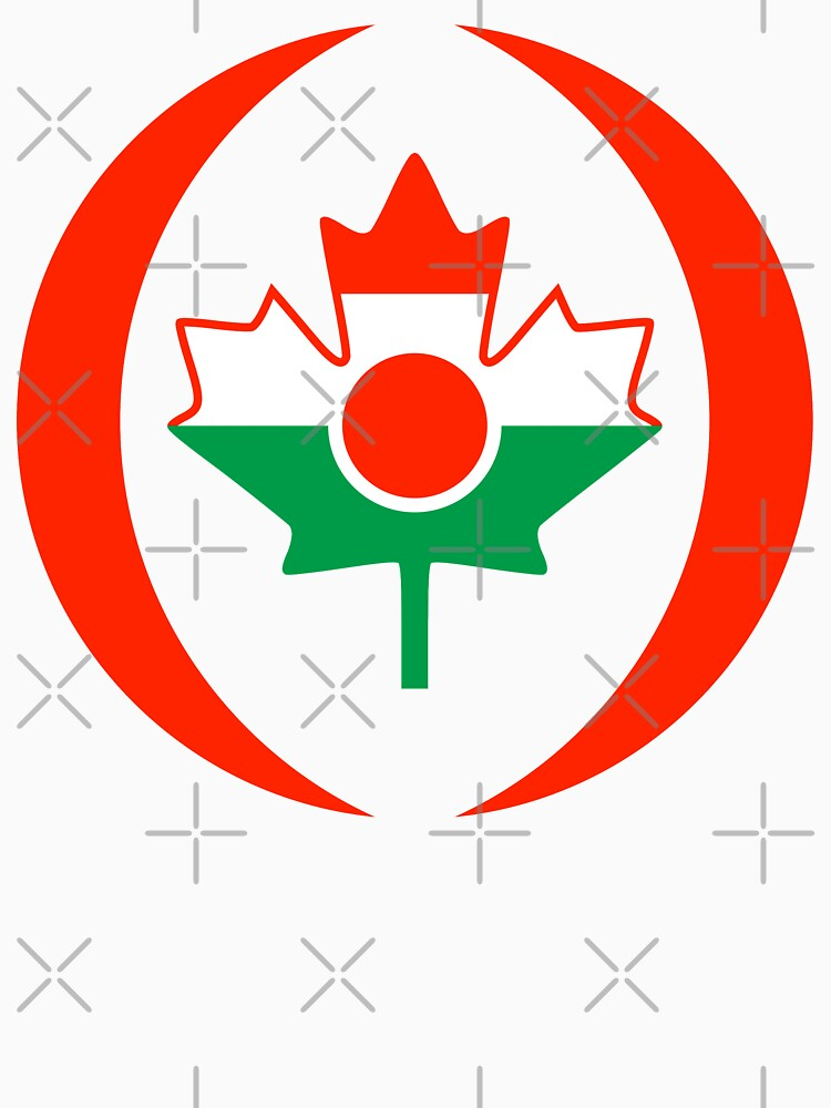 Niger Canadian Multinational Patriot Flag Series by carbonfibreme