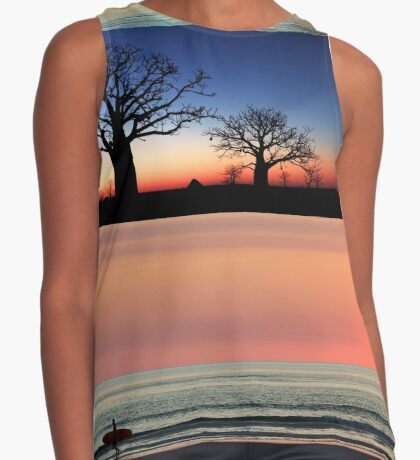 Kimberley dreaming Contrast Tank
