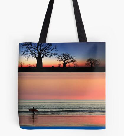 Kimberley dreaming Tote Bag