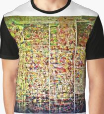 Cognitive Mapping  Graphic T-Shirt