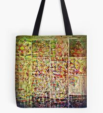 Cognitive Mapping  Tote Bag