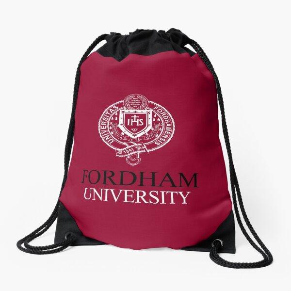 Fordham University Drawstring Bag
