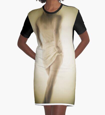 Tease Graphic T-Shirt Dress