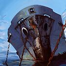 Hometown Ghost Ships by Brad Collins