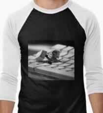 Stormtrooper Keyboard Men's Baseball ¾ T-Shirt