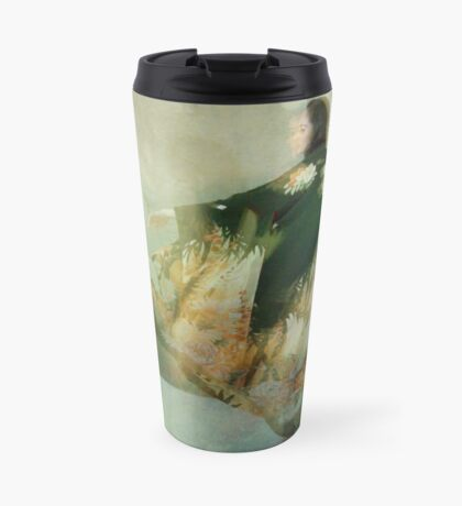 Go for the moon. If you don't get it, you'll still be heading for a star. Travel Mug