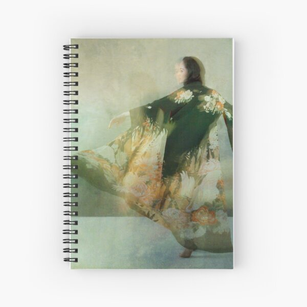 Go for the moon. If you don't get it, you'll still be heading for a star. Spiral Notebook