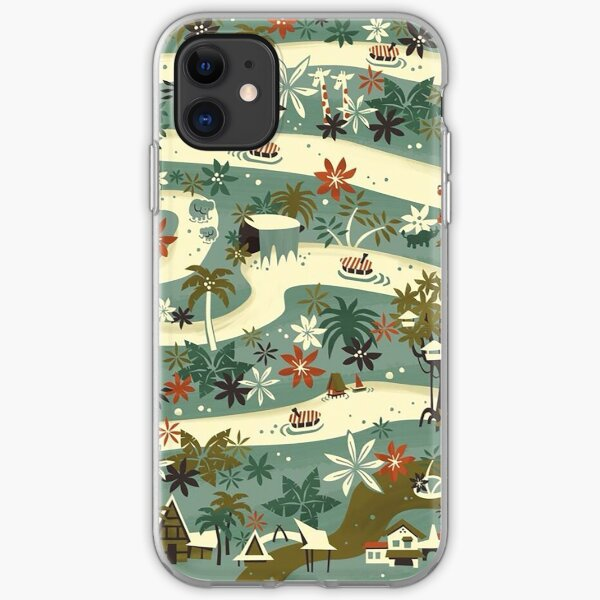 Jungle Cruise iPhone Soft Case