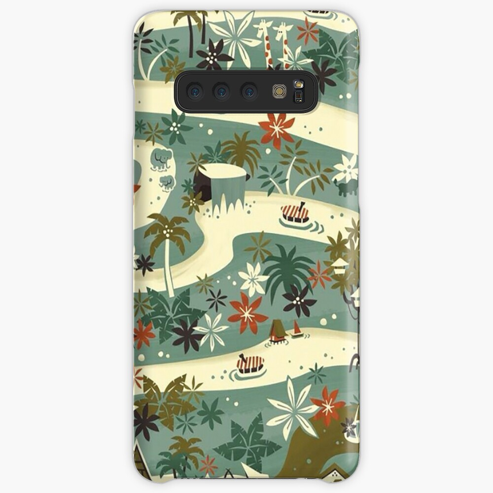 Jungle Cruise Cases & Skins for Samsung Galaxy