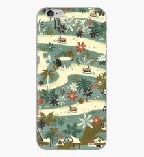 Dschungel-Kreuzfahrt iPhone-Hülle & Cover