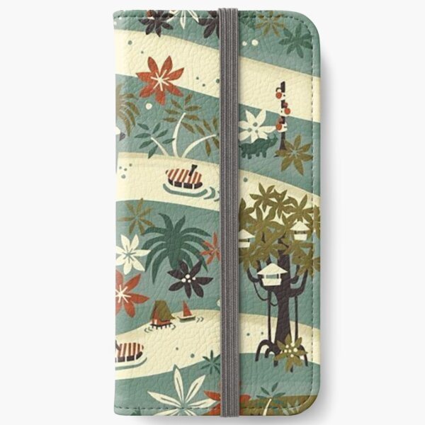 Jungle Cruise iPhone Wallet
