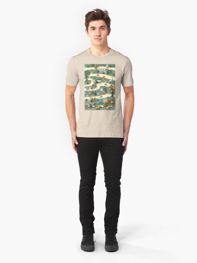 Alternate view of Jungle Cruise Slim Fit T-Shirt