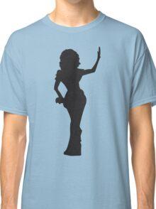 RuPaul Silhouette  Classic T-Shirt