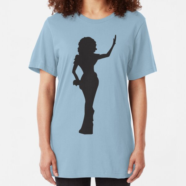 RuPaul Silhouette  Slim Fit T-Shirt