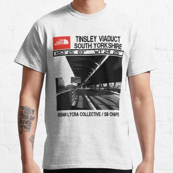 The Real North-Tinsley viaduct  Classic T-Shirt