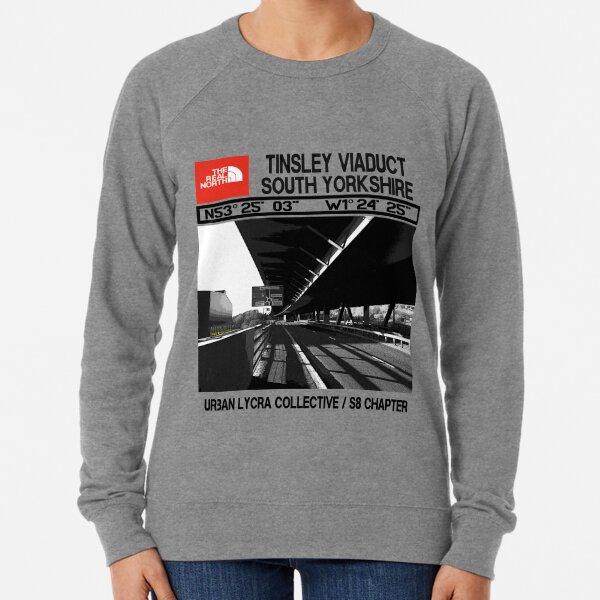 The Real North-Tinsley viaduct  Lightweight Sweatshirt