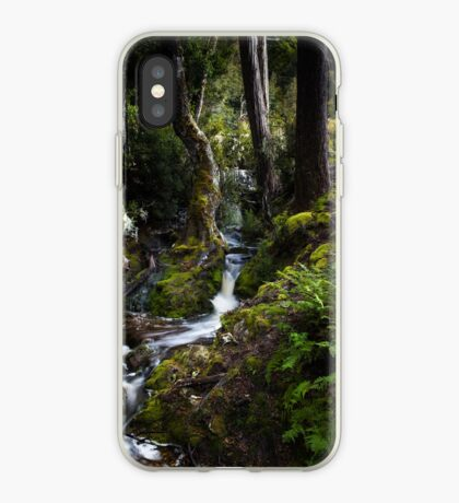 The silence of contemplation iPhone Case