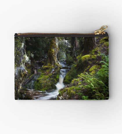The silence of contemplation Studio Pouch