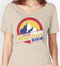 Rocky Mountain High Colorado Women's Relaxed Fit T-Shirt