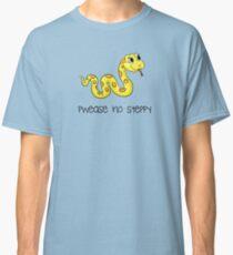 Pwease no steppy Classic T-Shirt