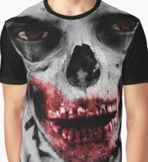 Gruesome Zombie Graphic T-Shirt