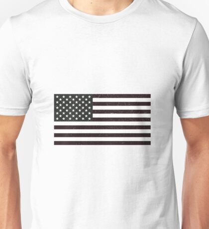 USA Flag Unisex T-Shirt