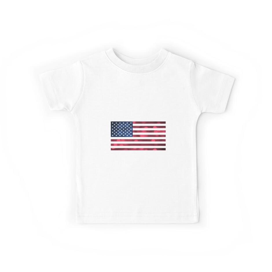 USA Flag by diram