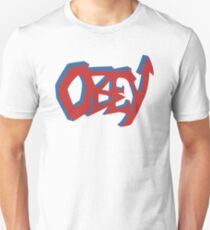 Obey Graffiti Unisex T-Shirt
