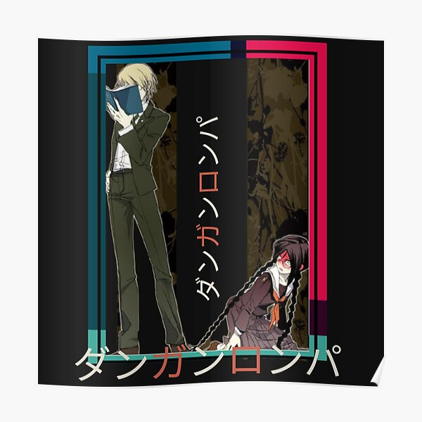 Super Danganronpa Fukawa Touko Manga Wallscroll Poster Kunstdrucke Bider Drucke