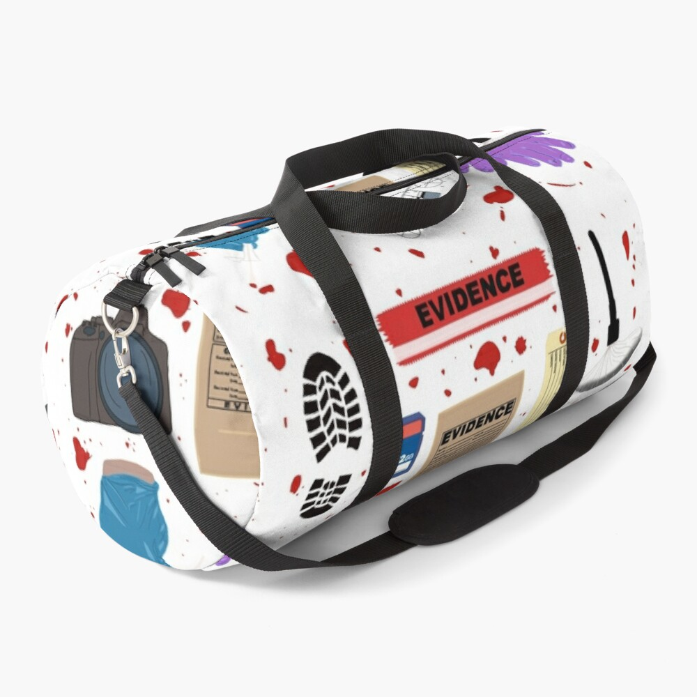 Crime Scene Essentials Duffle Bag