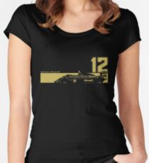 Lotus 98T Women's Fitted Scoop T-Shirt