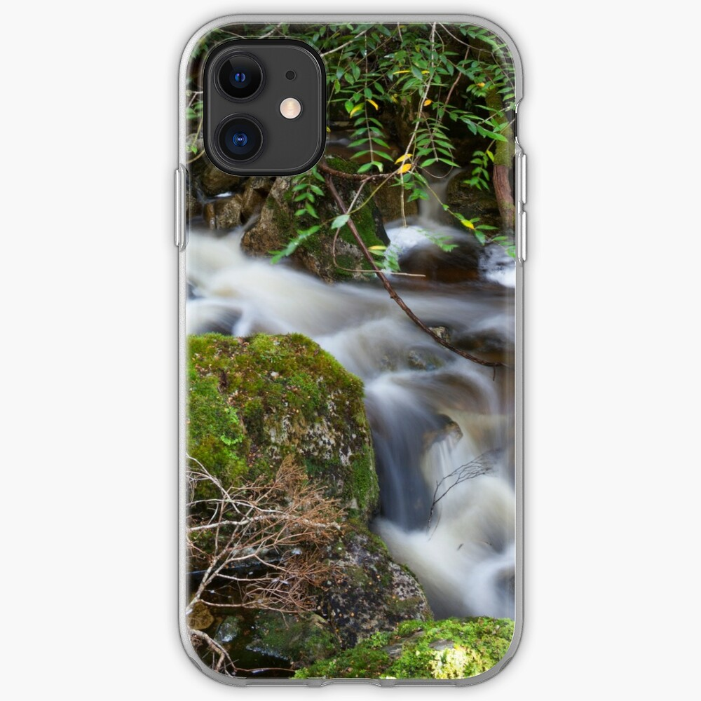 Crater Falls iPhone Case & Cover