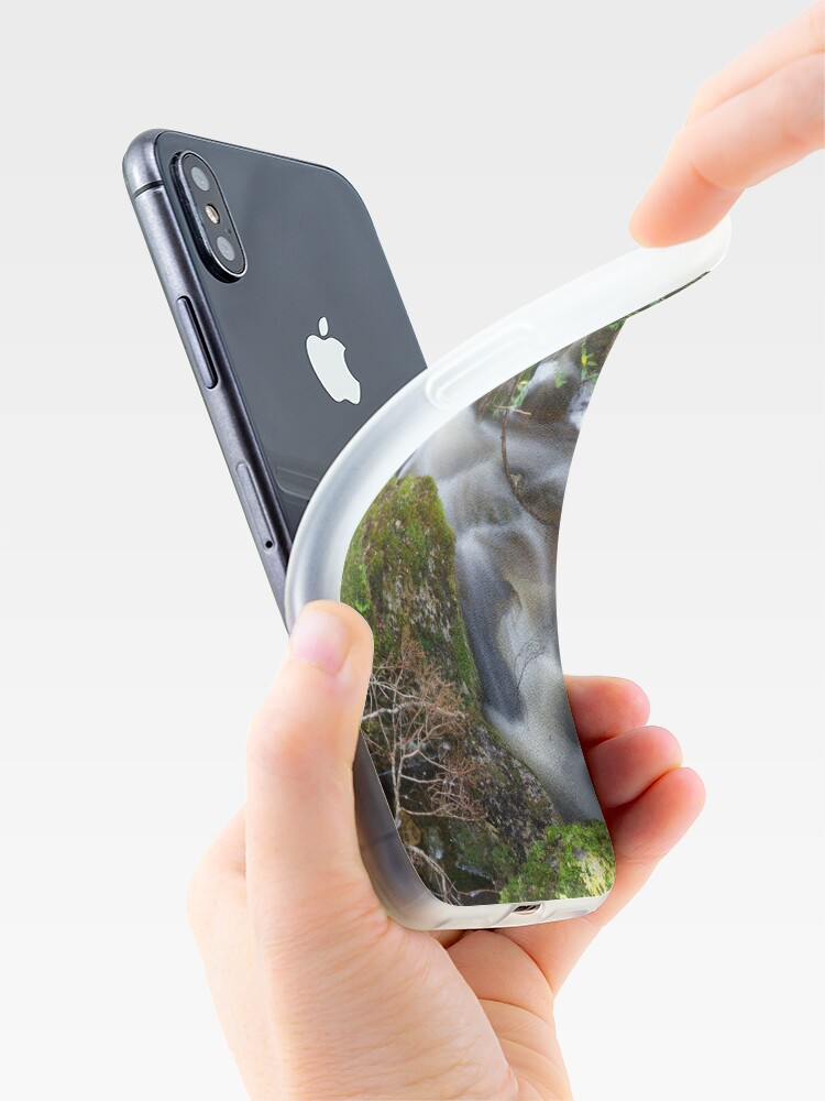 Alternate view of Crater Falls iPhone Case & Cover