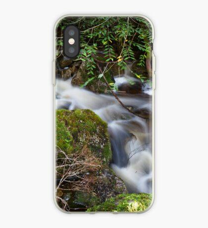 Crater Falls iPhone Case