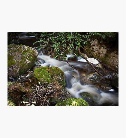 Crater Falls Photographic Print
