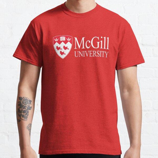 McGill University Classic T-Shirt