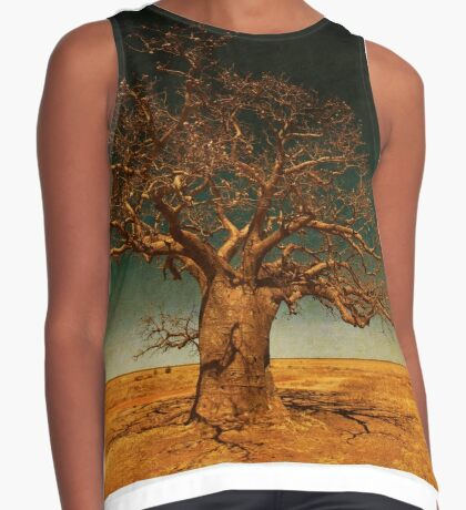 The Dinner Tree Contrast Tank