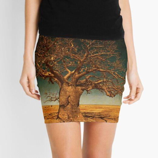 The Dinner Tree Mini Skirt