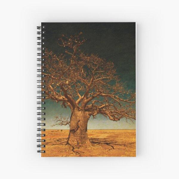 The Dinner Tree Spiral Notebook