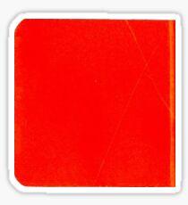 Yeezus Sticker Sticker