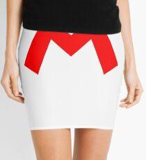 Mario Symbol Mini Skirt